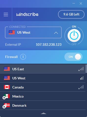 internet privacy windscribe