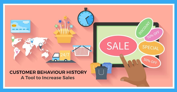 Customer-behaviour-history
