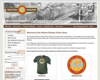 Helston Railway