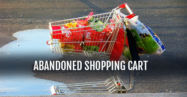 Recovery Emails: Easiest way of winning back abandoned shopping cart