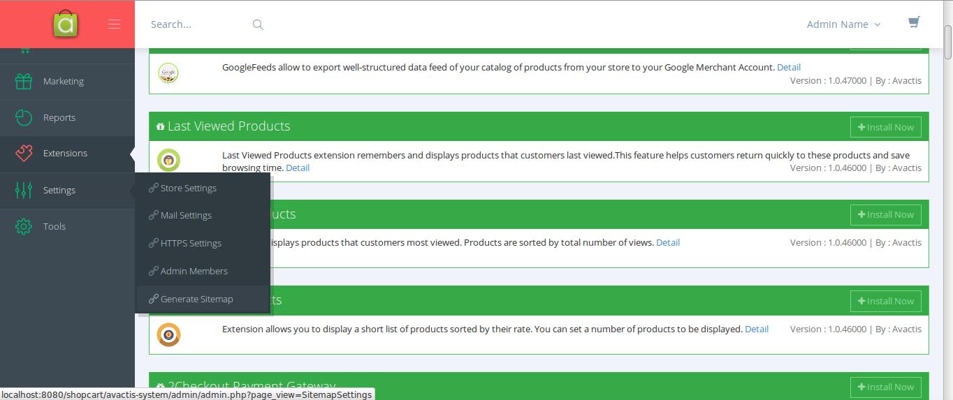 create visual sitemaps simply by sitemap generator menu