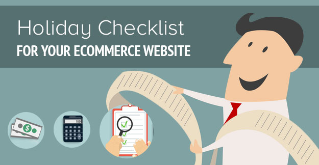 eCommerce Holiday Checklist